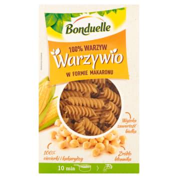 BONDUELLE Warzywio Warzywa w formie makaronu z cieciorki i kukurydzy 250g