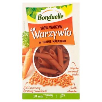 BONDUELLE Warzywio Warzywa w formie makaronu z soczewicy koralowej i marchewki 250g