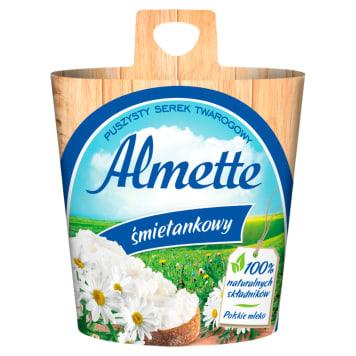 Serek twarogowy śmietankowy Almette - HOCHLAND