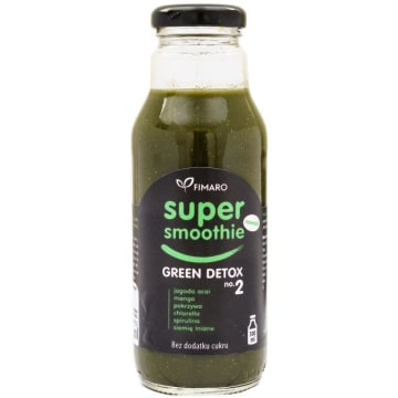 FIMARO Super Smoothie Zielony 300ml