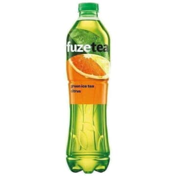 FUZETEA Napój o smaku cytrynowym z ekstraktem z zielonej herbaty 1.5l