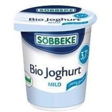 Jogurt naturalny 3,7% - Sobbeke