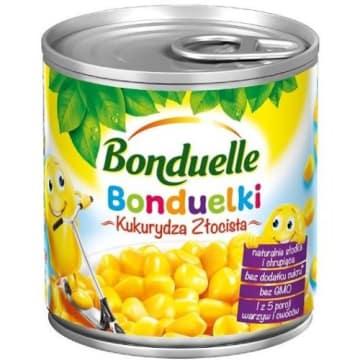 Kukurydza złocista Bonduelki 170g - Bonduelle