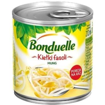 Bonduelle – Kiełki fasoli mung są bogatym źródłem białka i witamin A, B, C i E.