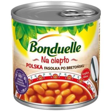 Danie na ciepło Polska fasolka po bretońsku