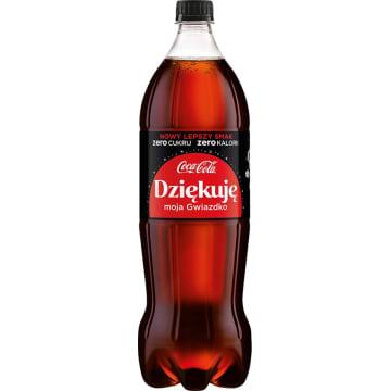 Coca Cola Zero - napój gazowany