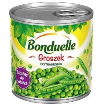 Bonduelle-Groszek to produkt najwyższej jakości.