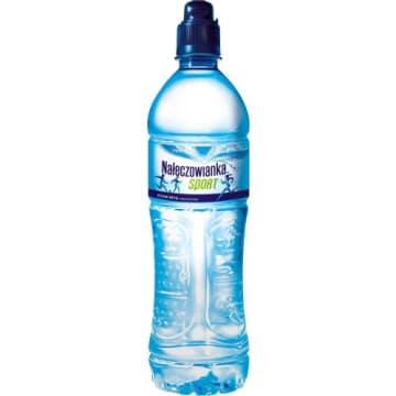 Naturalna woda mineralna niegazowana Nałęczowianka