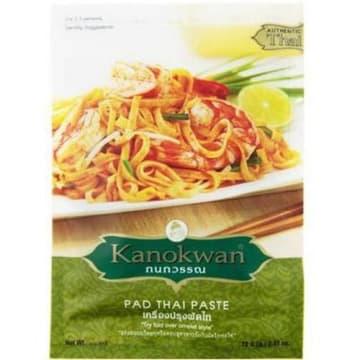 Pasta Pad Thai - połączenie ziół i naturalnych przypraw - Kanokwan