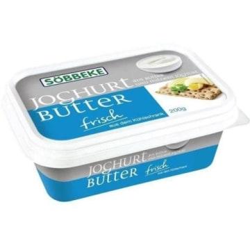 SOBBEKE Masło jogurtowe BIO 200g