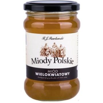 Miód nektarowy wielokwiatowy - Miody Polskie