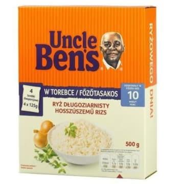 Ryż długoziarnisty - Uncle Ben
