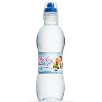 Woda - Baby Zdrój Boy. Niskosodowa i niskozmineralizowana.