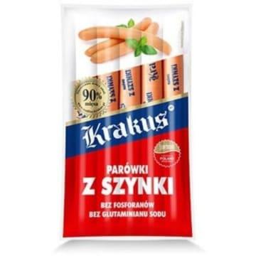 Parówki z szynki bez osłonek - Krakus