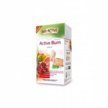 Herbata na odchudzanie - Big-Active La Karnita. Suplement diety wspomagający walkę z kilogramami.