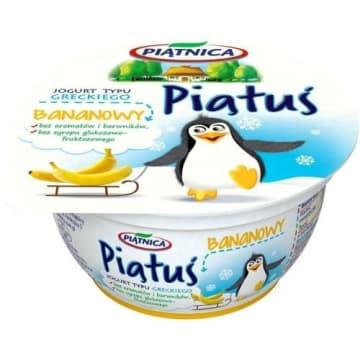 Jogurt typu greckiego bananowy - Piątnica