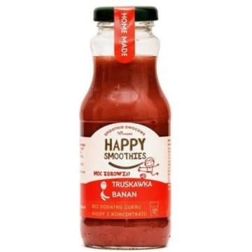 Smoothie - Fimaro Happy Fruits Junior to pyszny napój bogaty w wiele potrzebnych wiitamin.