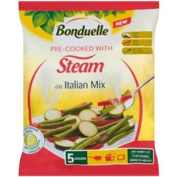 Mieszanka warzywna - Bonduelle. Pełnia smaku podczas obiadu.