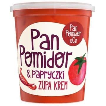 Zupa krem pomidor&papryczki