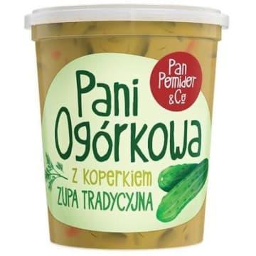 Zupa ogórkowa z koperkiem - Pan Pomidor&Co