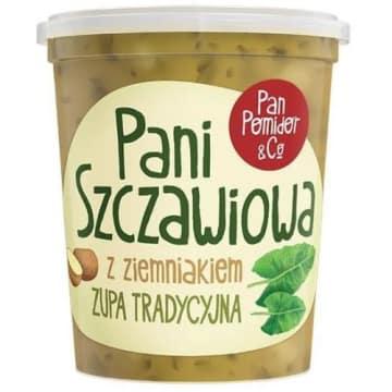Pani Szczawiowa z ziemniakami - Pan Pomidor&Co