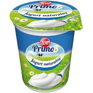Jogurt naturalny do potraw i przekąsek od Zott