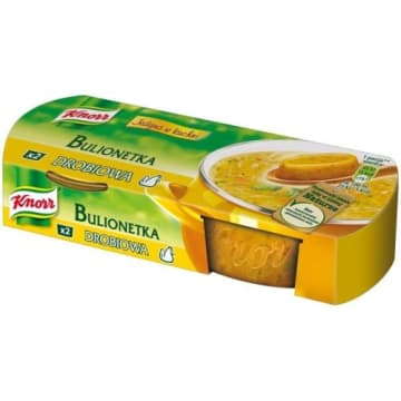 Bulion drobiowy - Knorr