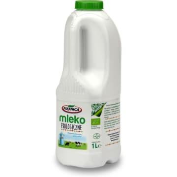 Mleko ekologiczne naturalne - Piątnica