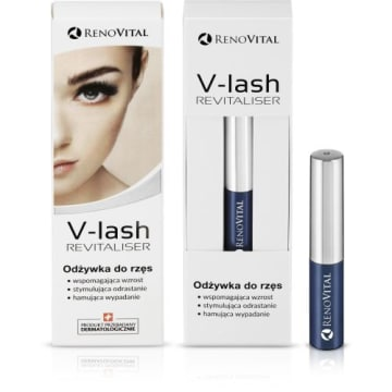 RENOVITAL V-Lash Revitaliser odżywka do rzęs 3g