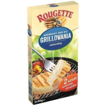 ROUGETTE Ser do grillowania naturalny 180 g