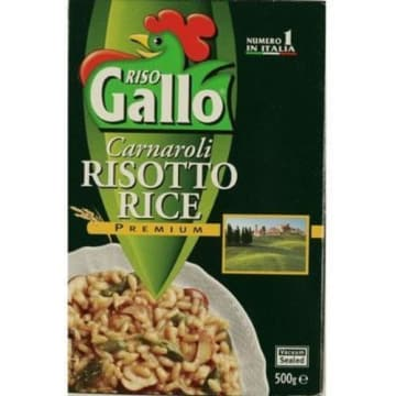 Ryż do risotto 0 Carnaroli - Riso Gallo