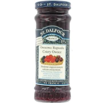 Owocowa Rapsodia - St. Dalfour. Owocowy smak wiosny o każdej porze.