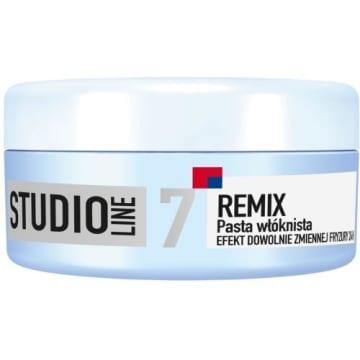 Studio Line 7 Remix Pasta włóknista - Loreal. Gwarancja trwałej fryzury nawet przez cały dzień.