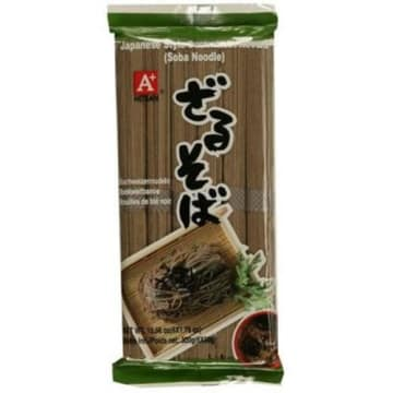 Soba japoński Gryczany Makaron - Hosa. Bezglutenowe źródło białka i inych pierwiastków.