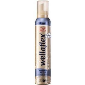 WELLA Wellaflex Hydro Style Pianka do włosów bardzo mocno utrwalająca 200 ml 12d024a5bd4