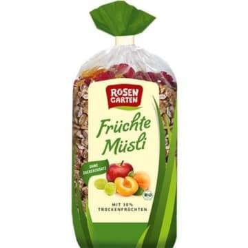 Musi owocowe - Rosengarten. To świetny pomysł na lekkie, zdrowe i pożywne śniadanie.