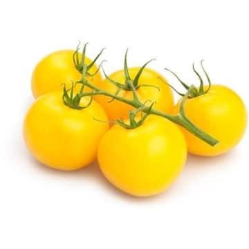 Żółte pomidory cherry – Frisco Fresh doskonałe do sałatek i dekoracji