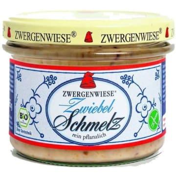 Smalczyk wegetariański z cebulką - Zwergenwiese. Idealny dla wegan i wegetarian.