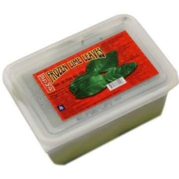 Mrożone liście limonki - BDMP. Zapewniają niezwykły aromat potrawom kuchni azjatyckiej.