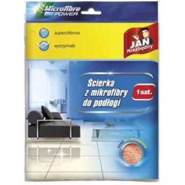 Ściereczka z mikrofibry - Jan Niezbędny. Idealna czystość w każdym domu.
