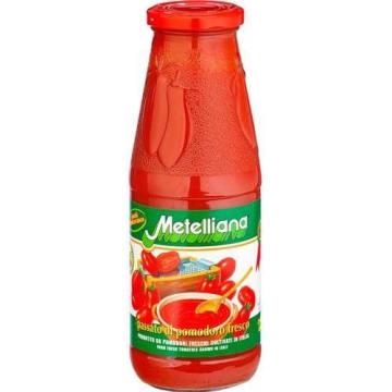 Pomidory rozdrobnione - Metelliana - świetny dodatek do wielu dań.