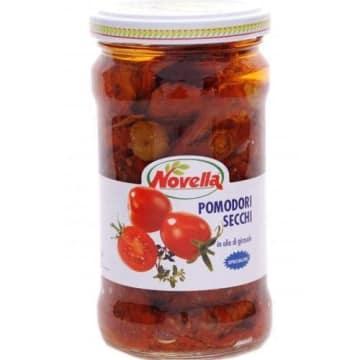 Pomidory suszone na słońcu - Novella. Wyjątkowy składnik wielu dań.