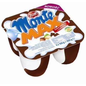 Deser mleczny czekolada - Zott Monte