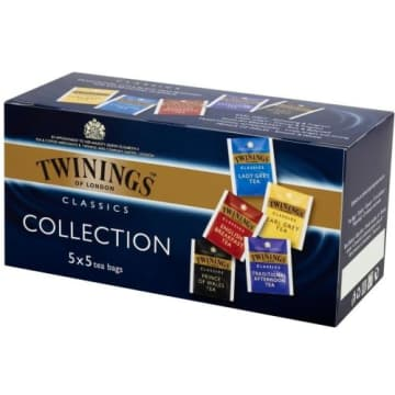 Herbata Black Tea Collection - Twinings