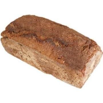 Chleb hruby żytni na zakwasie, lekkostrawny i łatwo przyswajalny