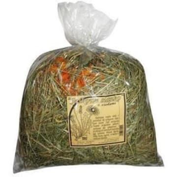Jaśkowe sianko z ziołami – Skarabeusz. Trafne urozmaicenie codziennych posiłków.
