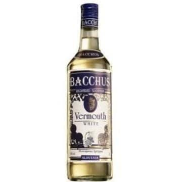 Biały Wermut-Bacchus. Wyróżnia się ciekawym aromatem i słodkawym smakiem.