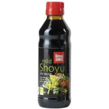 Sos sojowy - Lima Shoyu. Wyrazisty smak dań w każdej kuchni.
