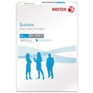 Papier xero - XEROX. Wysokiej jakości papier do drukarek o formacie A4.