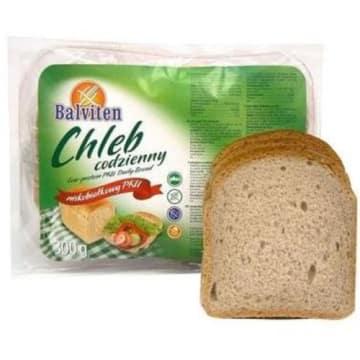 Codzienny chleb bezglutenowy-Balviten. To smaczne dla osób nietolerujących glutenu.
